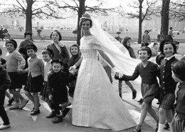 vintage bruid