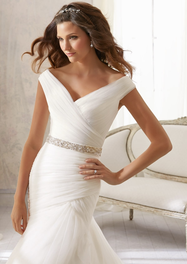 Trouwjurk 5210 Mori Lee