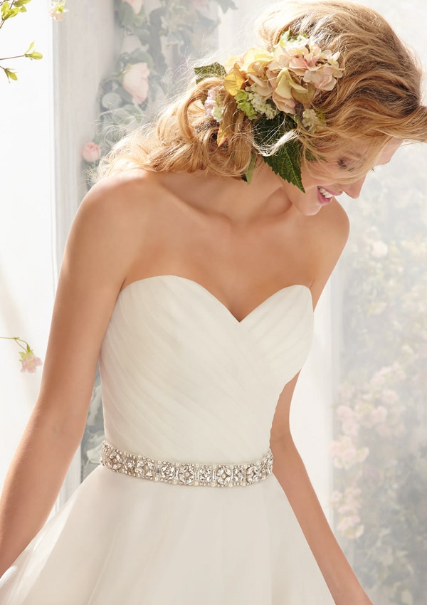 Trouwjurk 67772 Mori Lee
