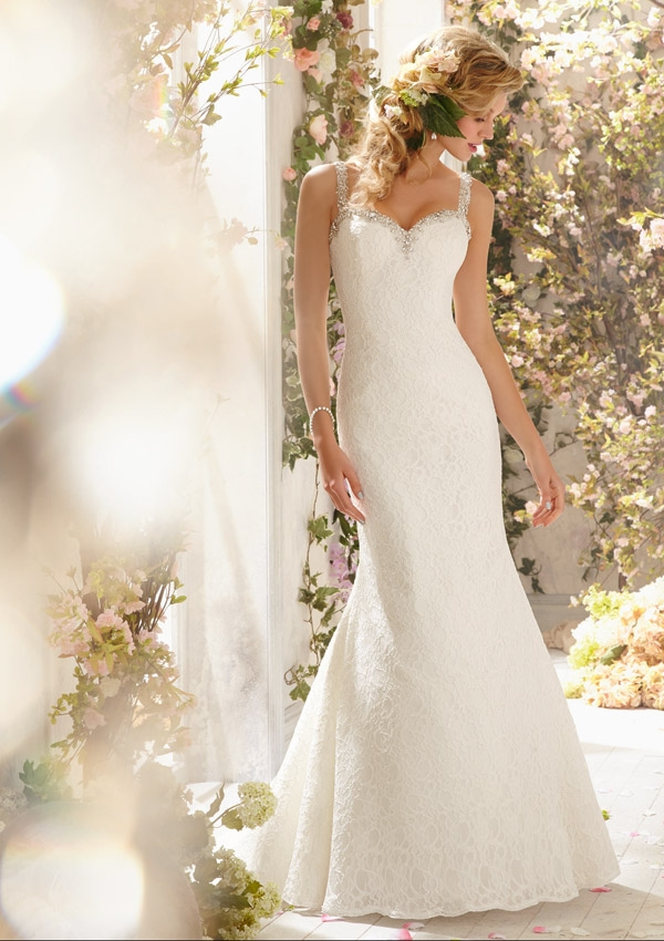Trouwjurk 6774 Mori Lee