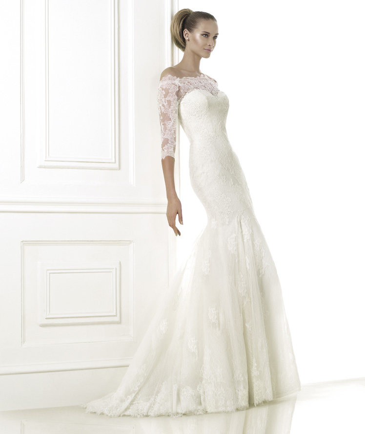 trouwjurk Bellamy Pronovias