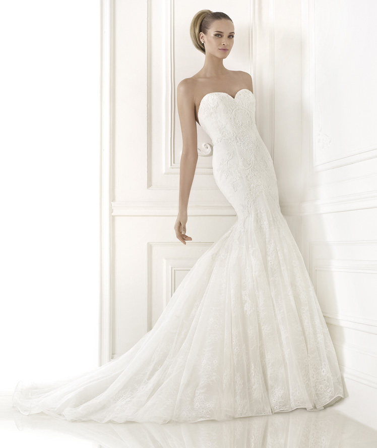 trouwjurk Bertina Pronovias