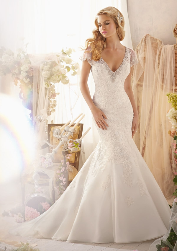 Trouwjurk 2613 Mori Lee