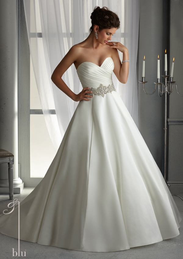 Trouwjurk5266 Mori Lee