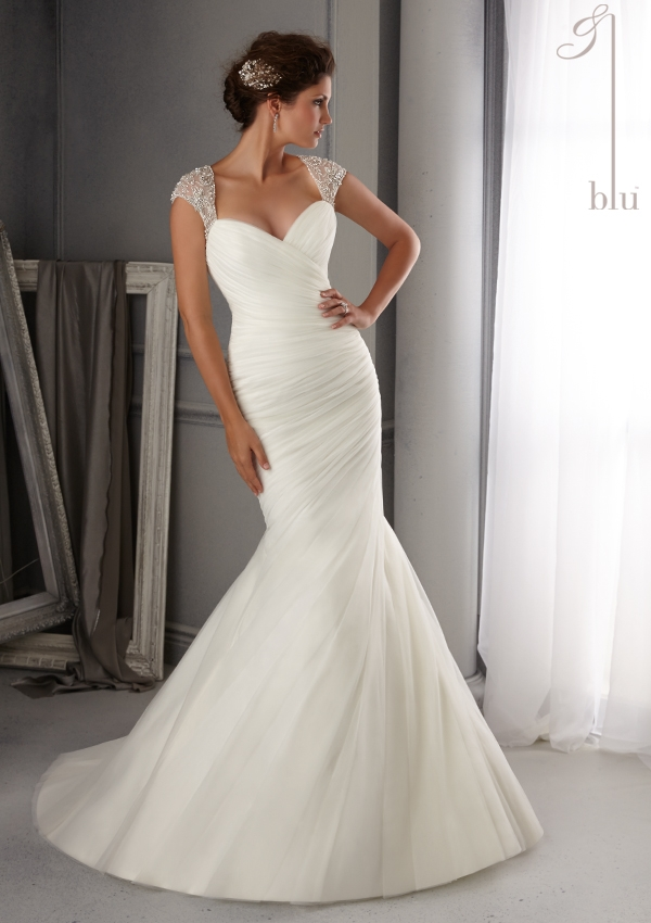 Trouwjurk 5270 Mori Lee