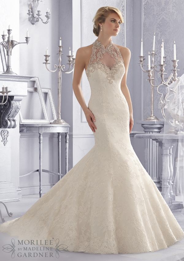 Trouwjurk 2675 Mori Lee