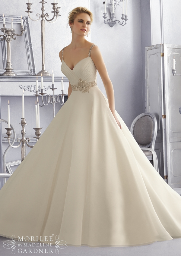 Trouwjurk 2679 Mori Lee