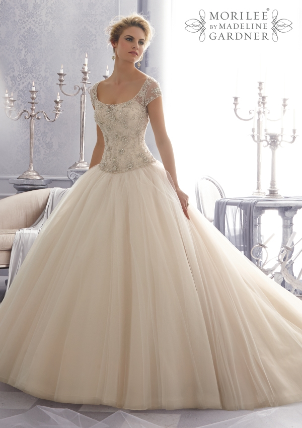 Trouwjurk 2680 Mori Lee