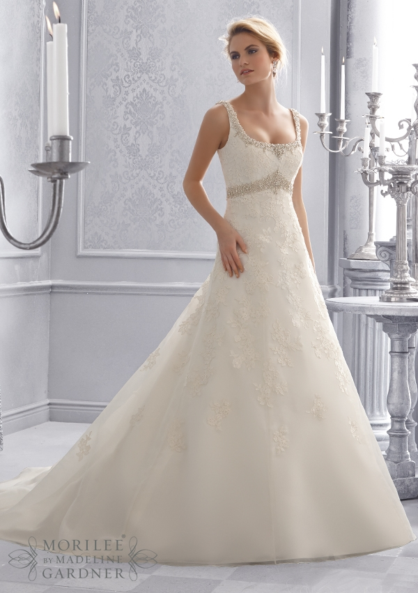 Trouwjurk 2681 Mori Lee