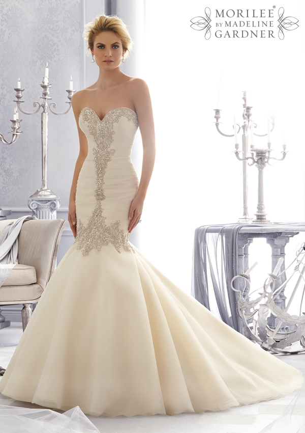 Trouwjurk 2682 Mori Lee