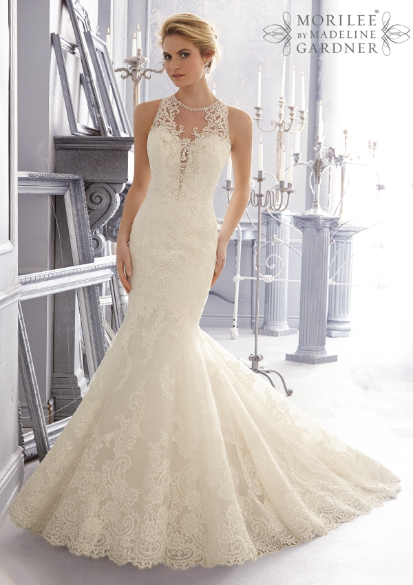 Trouwjurk 2683 Mori Lee