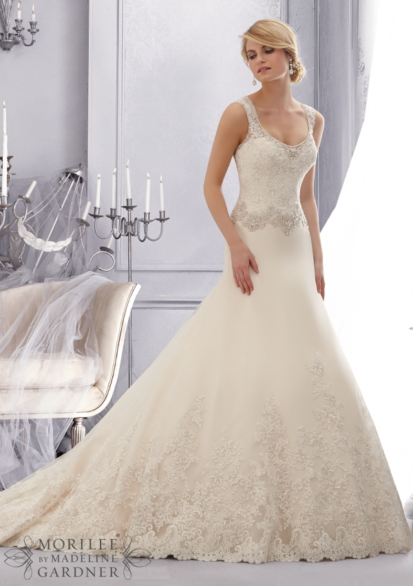 Trouwjurk 2688 Mori Lee