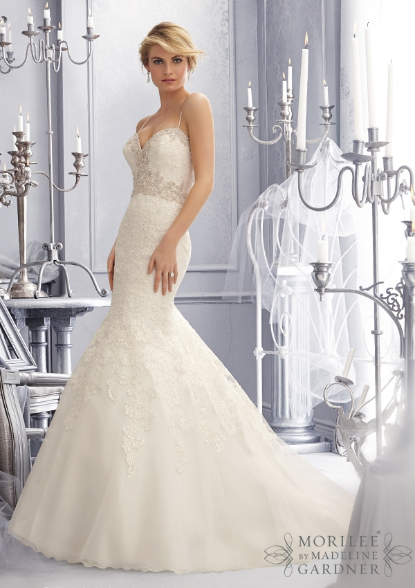 Trouwjurk 2689 Mori Lee