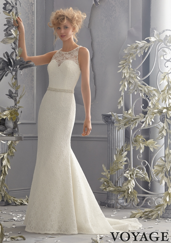 Trouwjurk 6784 Mori Lee