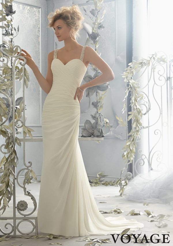 Trouwjurk 6787 Mori Lee