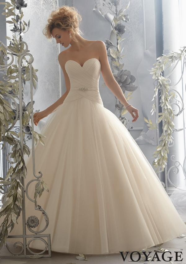 Trouwjurk 6788 Mori Lee