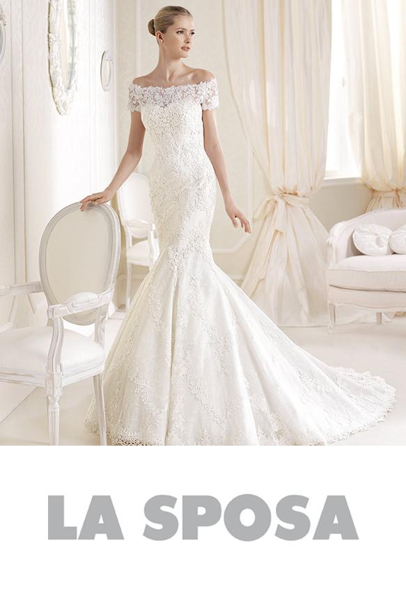 La Sposa trouwjurken
